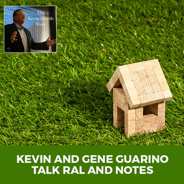 Kevin And Gene Guarino Talk RAL And Notes