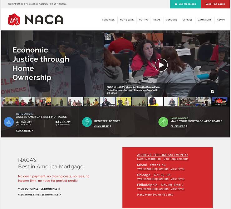There is a deeper and darker side to this NACA issue