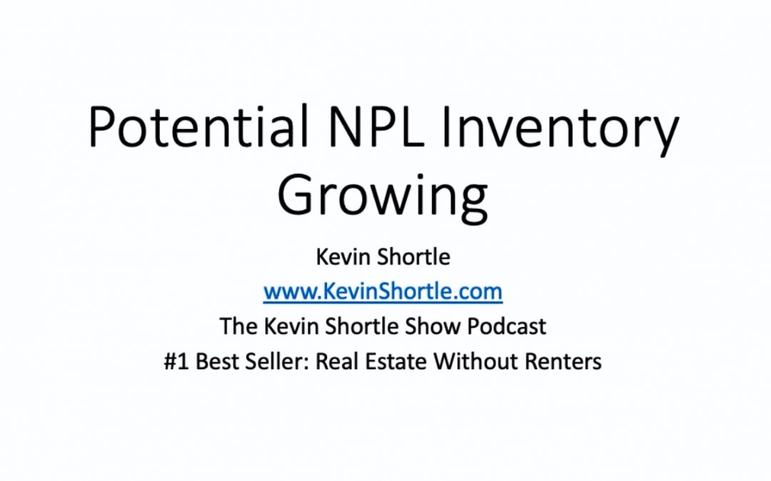 Potential NPL Inventory Growing